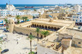 The friday in Sousse Royalty Free Stock Photo