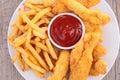 Fried Chicken, Fast Food
