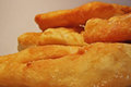 Fried dough Royalty Free Stock Image