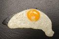 Fried egg Royalty Free Stock Photos