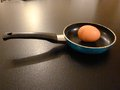 Fried egg Stockfotografie