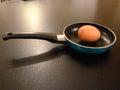 Fried egg Fotografía de archivo