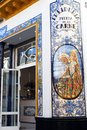 Fried fish shop, Seville, Spain. Royalty Free Stock Photo