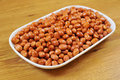 Fried peanuts Royalty Free Stock Images