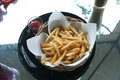 Fried Potato, French Fries In ...