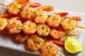 Fried Spicy Shrimps