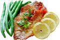 Fried tilapia Stock Images