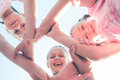 The friends forever Royalty Free Stock Photo