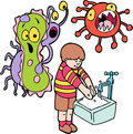 Frightened Germs