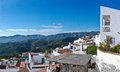 Frigiliana Stock Photo