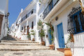 Frigiliana spain picturesque one of white towns in andalusia Stock Image