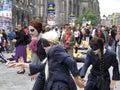 Fringe festival Royalty Free Stock Photos