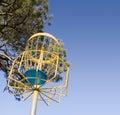 Frisbee Golf - FOLF Royalty Free Stock Photo