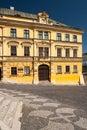 Fritz house in banska stiavnica