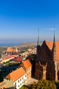 Frombork Stock Photo