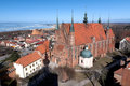Frombork Royalty Free Stock Photo