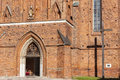 Frombork - Cathedral. Royalty Free Stock Image