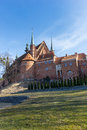 Frombork cathedral basilica of the assumption of the blessed virgin mary and st andrew poland Royalty Free Stock Photo