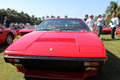 Front end ferrari dino 308 gt4 Royalty Free Stock Photo