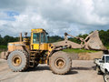 Front end loader Stock Photography