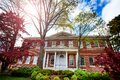 Front of Government House building in Annapolis Royalty Free Stock Photo