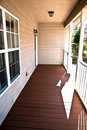 Front Porch Royalty Free Stock Photography