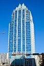 Frost Bank Tower in Austin Royalty Free Stock Photo