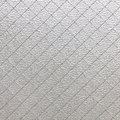 Frosted glass close up seamless background and texture Stock Photography