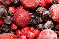 Frozen berry Royalty Free Stock Photo