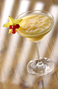 Frozen Mango Margarita Royalty Free Stock Photo