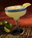 Frozen margarita Royalty Free Stock Photography
