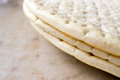 Frozen pizza dough Royalty Free Stock Photo