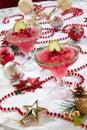 Frozen Pomegranate Margaritas Royalty Free Stock Photo