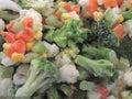 Mrazené zelenina