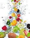 Image : Fruit  lifestyle