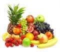 Image : Fruit beautiful garden