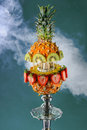 Fruit aroma hookah Royalty Free Stock Photo