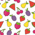 Fruit background. Royalty Free Stock Photography