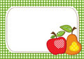 Fruit background Stock Photography