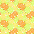 Fruit background .Slices of citrus fruits .