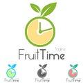 Fruit Bio Logo