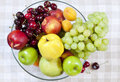 Fruit bowl Stock Photos