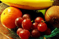 Fruit Bowl Royalty Free Stock Photography