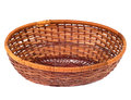 FRuit or bread basket Stock Images