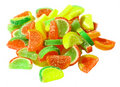 Fruit candy Stock Photos