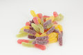Fruit candy Royalty Free Stock Images