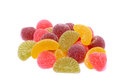Fruit candy Royalty Free Stock Photo