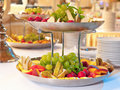 Fruit dish Royalty Free Stock Photography