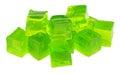 Fruit Flavour Jelly Cubes