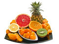 Fruit freshness Stock Photography